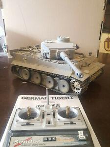 Heng Long No 3818-1 - Germany Tiger 1 - Panzer - 1/16 - Modell