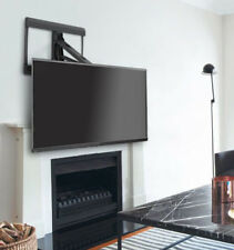 "Above Fireplace Over Mantel Pull-Down Full-Motion TV Wall Mount for 42"" to 70"""