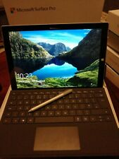 Surface Pro 3 Tablet Core i5 4300U 1.9GHz 8GB RAM 256GB SSD Type Cover Bundle 2r