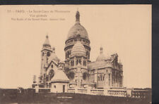 France Postcard - Paris - The Basilic of The Sacred Heart   RS4448