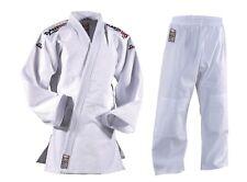 DANRHO Judoanzug Classic weiß. Größen 140-190cm. 100% Baumwolle. Judo,