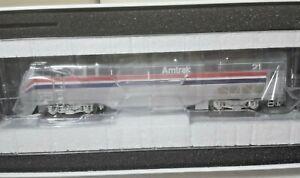Amtrak P42DC  #21 --  AMD103 Phase III  ATHG81107  DCC Sound Ready HO NEW
