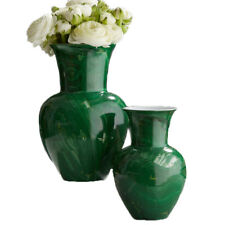 Tozai Home - Malachite Temple Vase - Small