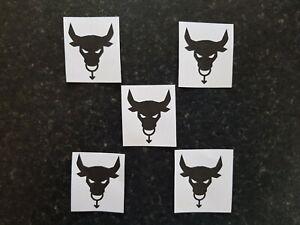5 Temporary Tattoo Bull Hotwife Swinger Cuckold