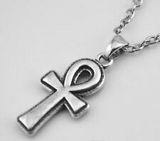"Egyptian Ankh necklace - 1"" small ankh pendant"