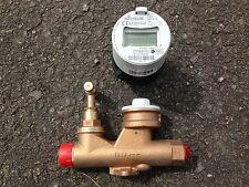 EBCO Water Meter Housing/Isolating Valve Body+Sensus Wireless R400 Smart Meter