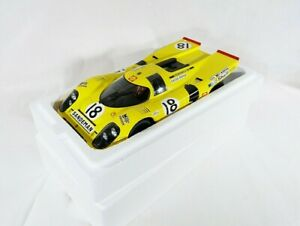 MINICHAMPS 125 706618 Porsche 917K #18 Le Mans 1970 Piper 1/12 Mint Caja Nuevo