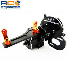 Hot Racing Axial SCX10 Aluminum 2 Speed Transmission w/ Steel Gears SCX38TP03