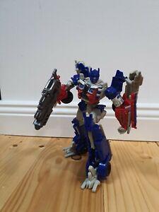 Transformers optimus prime Actionfigur