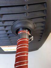 Genexhaust For Honda Eu2200i Generator 34 Exhaust Extension 15 Foot