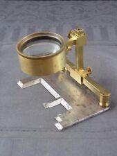 schönes altes Mikroskop / Vergrößerungsglas 18/19.Jhd.