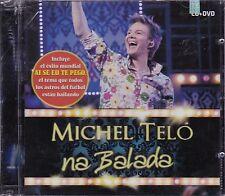 Michel Telo Na Balada  Ai Se Eu Te Pego CD+DVD New Nuevo Sealed