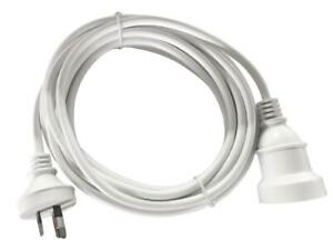 8Ware AU Main Power Extension 3m Male to Female