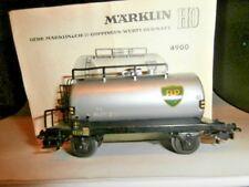 MARKLIN HO VAGONE CISTERNA BP 4900