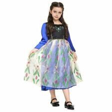 Princess Anna Frozen Dresses (2-16 Years) for Girls