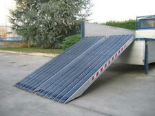 More details for ramps for steel tracks with rubber coating (3500mm x 480mm x 12.766kg)