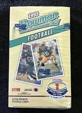 New Sealed Box of 1993 Bowman Football