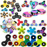 3D Fidget Finger Spinner Hand Focus Aluminium Ultimate EDC Bearing Stress Toys