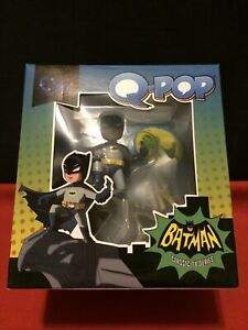 QM Q-Pop Batman Classic TV Series Lootcrate Exclusive DC Comics NIB