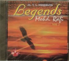 RAFI MOHD - LEGENDS - CD - NEW