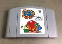 40146 Puzzle Bobble 64 Nintendo 64 N64 JAPAN