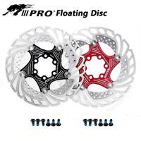 Mountain Bike Floating Brake Rotor Bike Brake Disc140/160/180/203mm Roto 6 Bolts