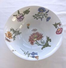 "BIA Cordon Bleu CAROLINE 10"" Round Vegetable Serving Bowl Floral"