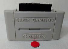 Super Game key horelec adaptador | Super Nintendo | SNES | usado