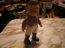 Fisher Price Castle 1995 Blond haired poseable Prince Eddie