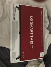 """LG SMART TV - 32"""" - AI ThinQ"""