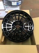 4 Roues wheels adaptables Monte carlo 8x17 4x98 ET 30 Fiat 500 Abarth