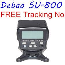 Original DEBAO SU-800 SU800 Wireless Commander Speedlite Transmitter for Nikon