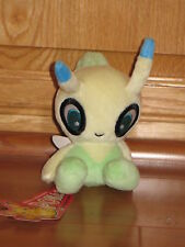 CELEBI PokeDoll Pokemon Center USA Plush Poke Doll Plush Plushie (US Seller) NEW