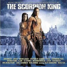 ORIGINAL SOUNDTRACK - The Scorpion King - CD