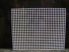 Egg Crate Louvre Grid Divider/Filter Tray 500 x 390 x 8mm For Tanks & Aquariums