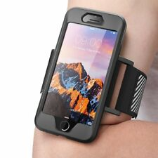 iPhone 8 Plus Armband, SUPCASE Easy Fitting Sport Running Armband Case with Prem