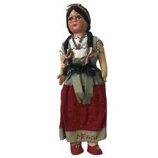 Ethnic Souvenir Doll