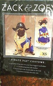 DOG PIRATE COSTUME, HALLOWEEN PET COSTUME