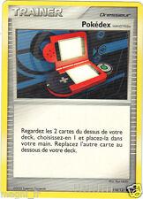 Pokémon Trainer n° 114/127 - Pokédex