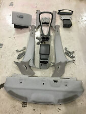 Genuine Jaguar S-Type Interior Trim/Centre Console Granite/Dove  2003MY (arec)