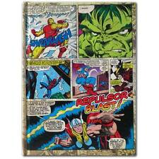 MARVEL HEROES Journal Notebook DIARY Avengers WOLVERINE IronMan HULK Thor CAP