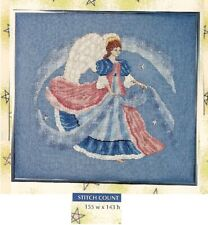 STARFIRE ANGEL   - CROSS STITCH   PATTERN ONLY  HM - QUS