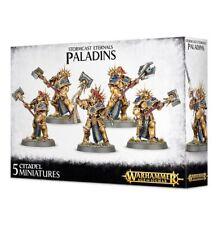 Warhammer Fantasy/Age of Sigmar Sigmarines Paladins Nib
