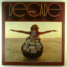 """3x 12"""" LP Neil Young-Decade-d654-Cleaned"""