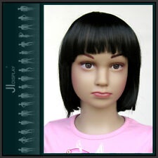 Los niños peluca Wig b5 para niños muñecas Mannequin escaparate muñeca ji Display