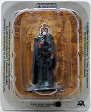 Figurine Collection Seigneur des Anneaux Roi des Hommes Lord of Rings EAGLEMOSS