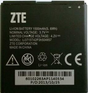 OEM Battery Li3715T42P3h504857 For ZTE V768 Concord Z993 Prelude Z992 Avail 2