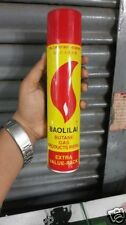 New big(200ML)universal butane gas fuel for all lighters