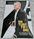 Внешний вид - James Bond NO TIME TO DIE Original INTL 27x40 Double Sided Poster C Daniel Craig