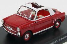 1/24 EDICOLA - AUTOBIANCHI - BIANCHINA TRASFORMABILE 1958 - CON VETRINA - FW-003